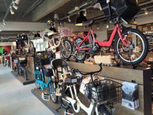 自転車販売店