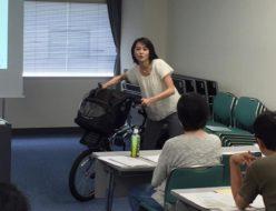 さいたま市 自転車安全講習会